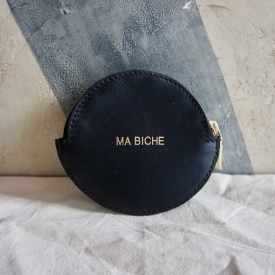 Bourse MA BICHE (black)